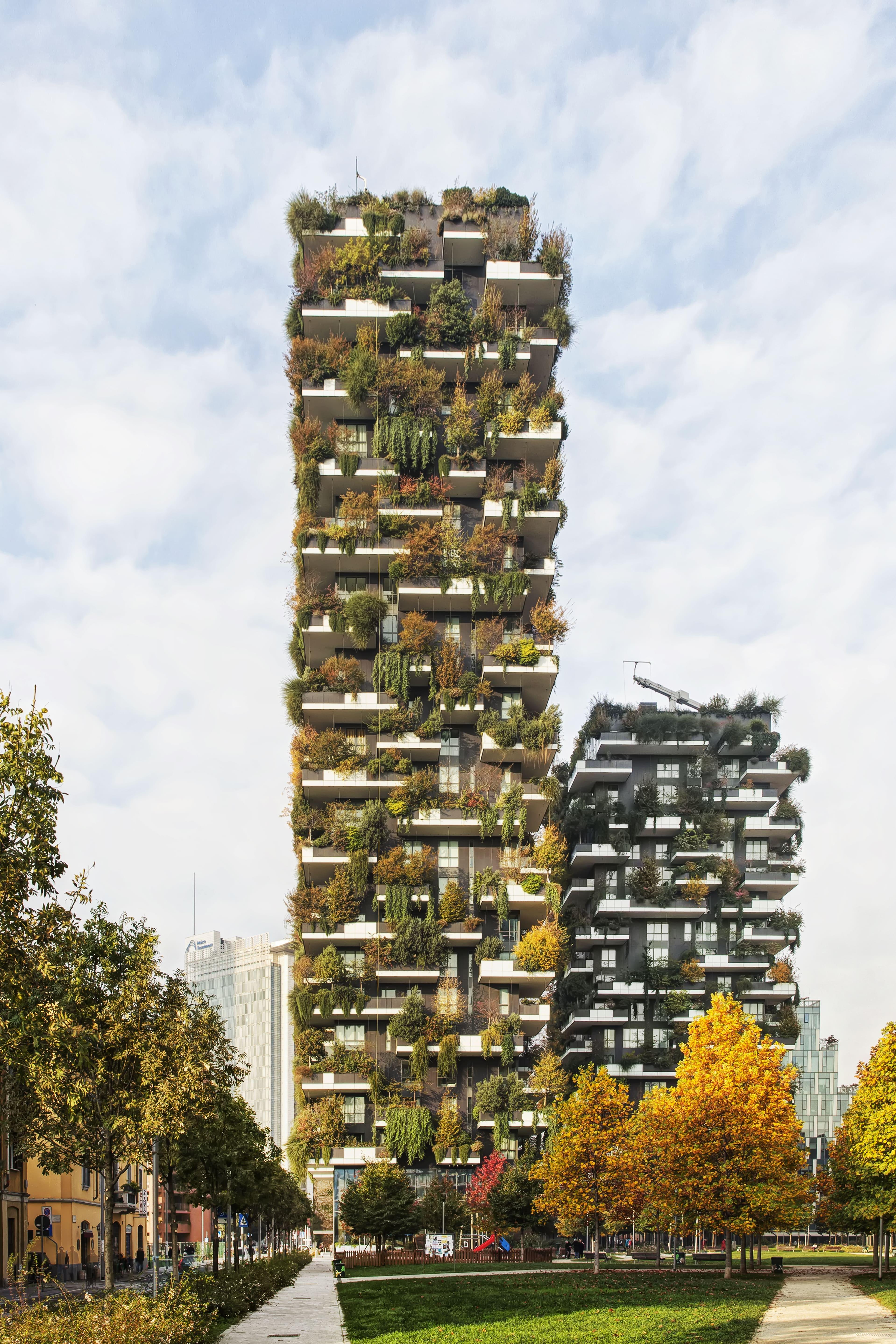 Bosco Verticale Appartamenti Costo il bosco verticale: innovazione e design